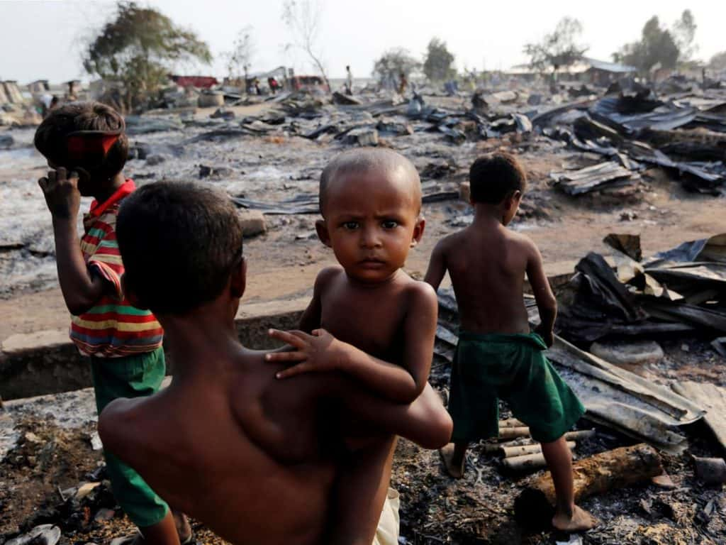 Burma (Myanmar) is Committing Genocide before our Eyes