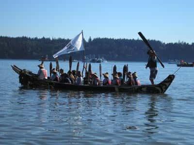 2007 Tribal Canoe Journey