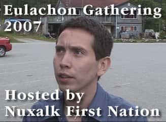 Eulachon Gathering 2007