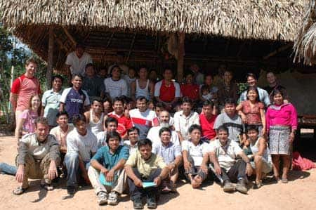 Empowering Indigenous People in the Peruvian Amazon